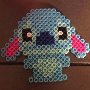 Perler bead stitch